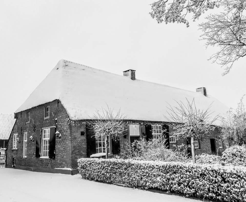 monument rijksmonument woonboerderij in Den Dungen