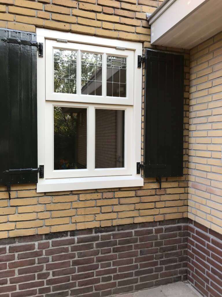 architect aanbouw den Bosch aansluiting