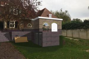 architect aanbouw Den Bosch